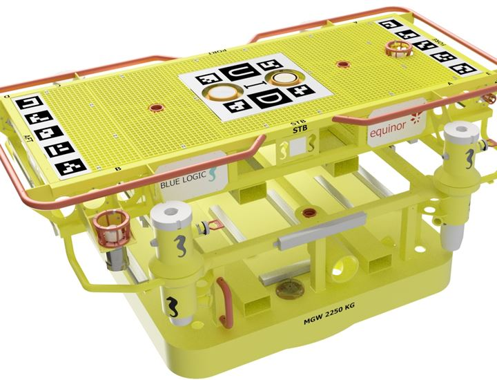 subsea docking station tau